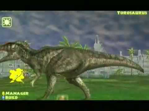 Jurassic Park: Operation Genesis Original E3 Trailer