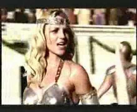 We Will Rock You: Britney Beyoncé Pink & Enrique (pepsi)