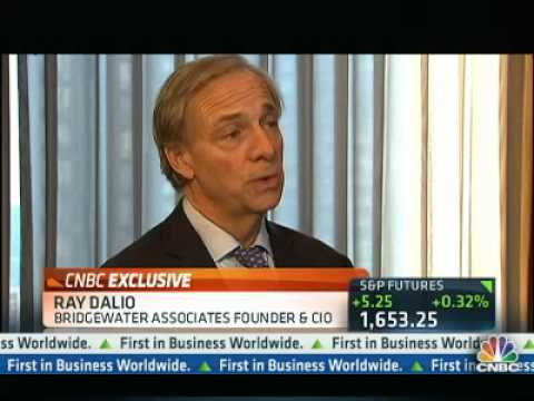 Ray Dalio: Cash & Bonds 'Terrible' Investments on CNBC - May 2013