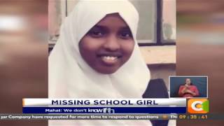 Missing school girl #MondaySpecial