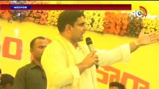 దమ్ము ధైర్యం ఉంటే ఆరోపణలను నిరూపించండి... | Minister Nara Lokesh Comments