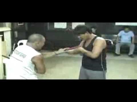 Kali, Arnis, or Balintawak Eskrima Sparring (Hitting your opponent with his own stick) Image 1
