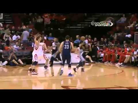 Jeremy Lin - FULL HIGHLIGHTS Houston Rockets vs Memphis Grizzlies 10/17/2012