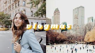 week in my life in nyc | vlogmas week 1