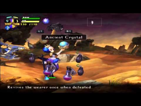 Let's Play Odin Sphere Part 3 – Tasty Bird