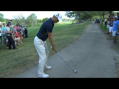 Martin Kaymer's excellent up-and-down at Dell Match Play