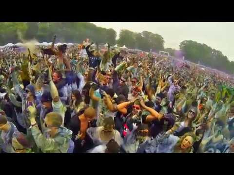 A F T E R M O V I E  -  Holi Festival of Colours Hamburg 2014