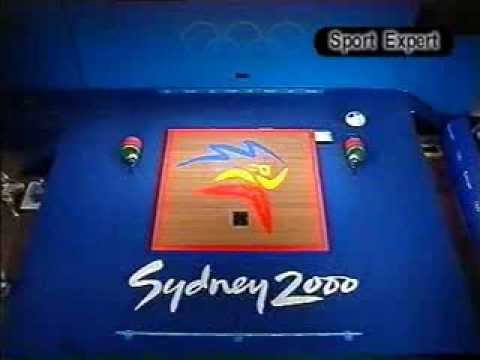 Women 69 kg Weightlifting - Olympic Games Sydney 2000 - by G