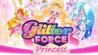 Glitter Force Princess - Opening