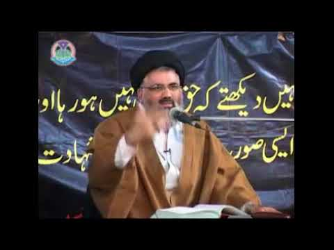 Jantari ki Haqiqat  جنتری کی حقیقت  Agha Syed Jawad Naqvi