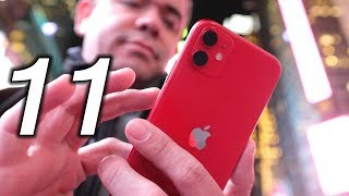 iPhone 11 Review: The right amount of EVERYTHING?!