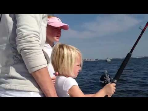 Orange Beach Family Fishing on a 4 hour charter
