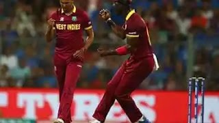 West Indies VS India ICC T20 wc2016 semi final(batting of Westindies)