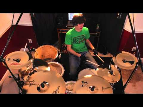 Midnight City - Drum Cover - M83
