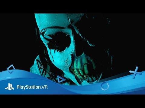 Until Dawn: Rush Of Blood   Launch Trailer   PlayStation VR