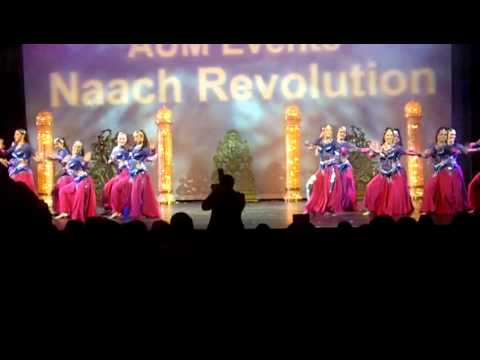 Aga Bai - Anisha Ghosh - An Outstanding Winner Award Performance - Choreo By: : Kavi School Of Dance video