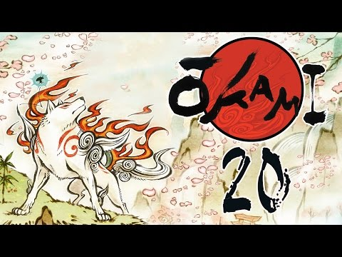 Let's Play Okami [Blind/Part 20] - Wuff Wuff!