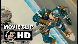 AVENGERS: AGE OF ULTRON Movie Clip - Captain America vs Ultron (2015) Marvel Superhero Movie HD