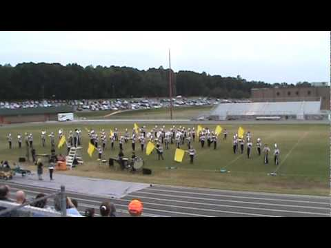 West Lincoln High School Marching Band Show