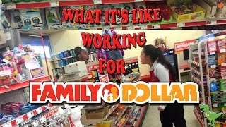 Working for Family Dollar: Review