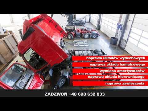 Mechanika Samochodowa Naprawa Samochodów Ciężarowych Sprzedaż Części Góra Kalwaria FM Serwis