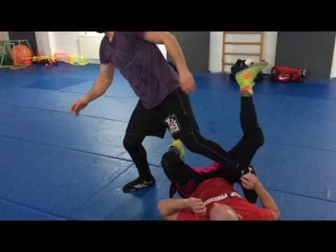 Luta Livre Yurdi - Technik, BJJ nogi, MMA