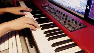 【Piano cover】 Xe đạp - Trú Dạ【钢琴Cover】《单车》 - 昼夜
