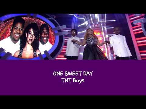 TNT Boys - One Sweet Day (Live Audio with Lyric Video)