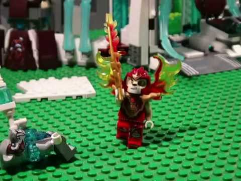 LEGO LEGENDS OF CHIMA 2015 FIRE VS ICE COMPILATION 2