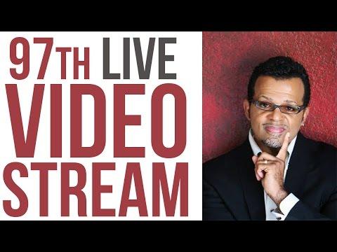 97th Live Stream with Carlton Pearson - Tragic Death of Myles Munroe