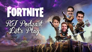 RT Podcast Let's Play: Fortnite