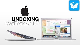 "MacBook Air 13"" (2014): Unboxing y primer encendido"