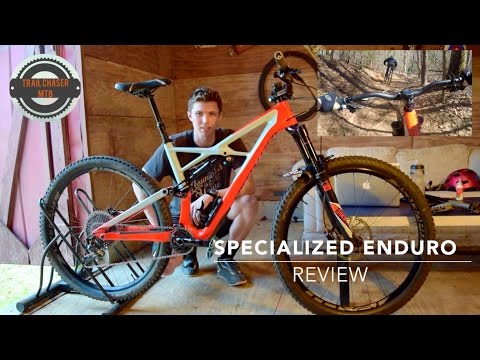 2017 Specialized Enduro 29   Ride. Review. & Bike Check