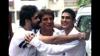 Raj Babbar ने बेटे Prateik Babbar के साथ Celebrate किया अपना 65th Birthday