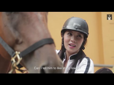 Babe Of All Trades Episode 2: Horse Riding Instructor video