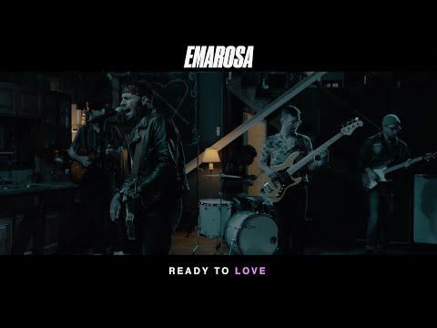Emarosa - Ready To Love (Official Music Video)
