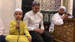 QOMARUN Muhammad Hadi Duet dengan Musthofa Atef