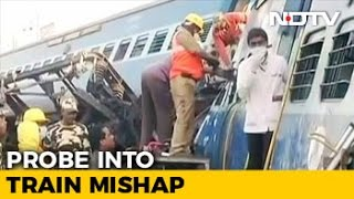 National Investigation Agency Visits Hirakhand Express Accident Spot