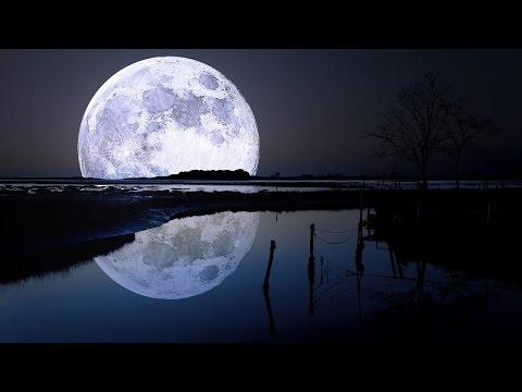 Лунная иллюзия - почему Луна кажется большего размера на горизонте?