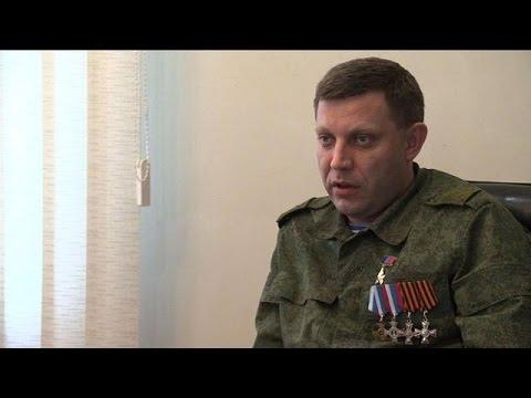 Ukraine: un chef rebelle n'exclut pas une reprise de la guerre