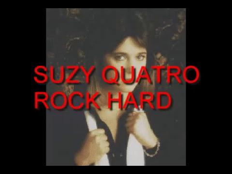 ROCK PESADO SUZY QUATRO