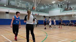 NYSI IHL Basketball 2019 SIM VS NTU Men's Q4 (Part 3)