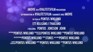 Ett killgäng i thailand Official Trailer (2015) - Pontus Wiklund, Fredrik Jonsson Movie 720 P HD