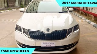 2017 Skoda Octavia India Review | Yash on Wheels