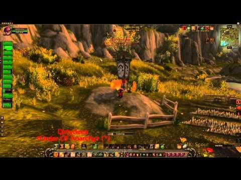Level 10 Disc Priest Twink 53-0 Arathi Basin video