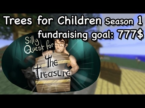 Trees for Children - Child's Play Charity fundraising Trailer S1
