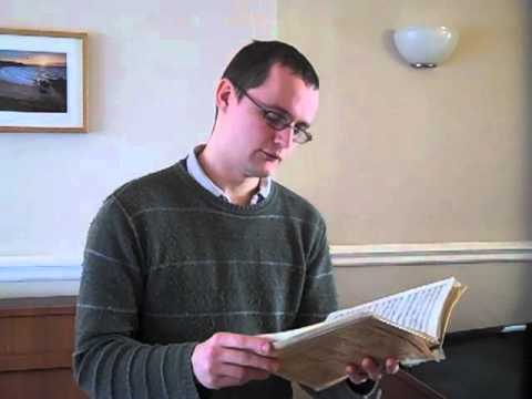 Handel's Messiah - But thanks be to God (bass part - video 19)