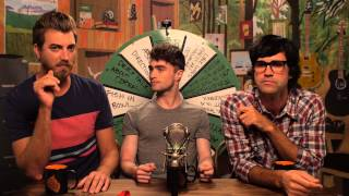 Daniel Radcliffe Talks About The Friend Zone