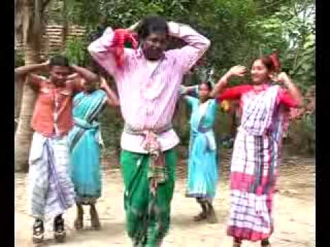 Esel Kuri Nelte.....santali Songs.....west Bengal...... video