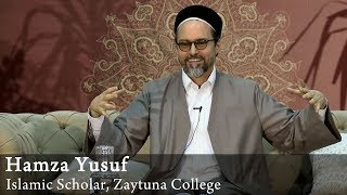 Video: We are Theocentric; our lives revolve around God. The world does not revolve around us - Hamza Yusuf